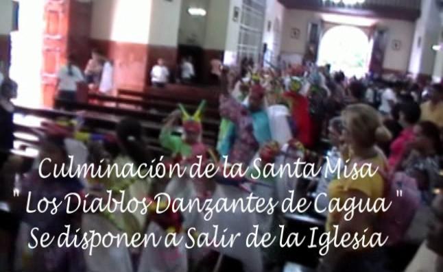 Celebración del Corpus Christi. Venezuela 2009 (2ª Parte)
