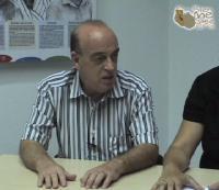 Entrevista a Antonio Díaz Hernández (Director y Fundador del cuerpo de baile de la AF Tajaraste)