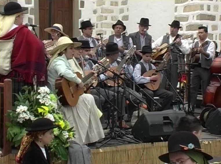Encuentro Folclórico en Valsequillo 2009 (y 3ª Parte)