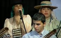 Festival Folclórico Villa de Santa Brígida. Memorial Juan López (1ª Parte)