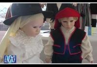 Vestimentas en el Festival Nacional de Folclore Isla de Gran Canaria