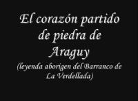El corazón partido de Piedra de Araguy (leyenda guanche)