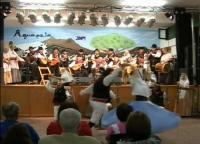 Fiestas del Aguapata en El Islote