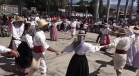 Coros y Danzas de la Sociedad Ntra Sra de la Candelaria Cagua 2017 HD