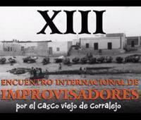 XIII Festival Internacional de Improvisadores por el Casco Viejo de Corralejo (2018) Plaza Patricio Calero
