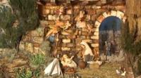 Belén Ornamental del Ayto. Santa Maria de Guía (Navidad 2010)