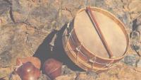 Baile del tambor o tajaraste de La Gomera
