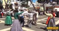 Romería de Nª Sª la Virgen del Rosario en Vegueta (Gran Canaria)