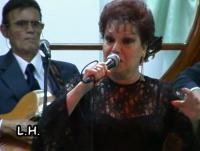 Mary Sánchez y Los Bandama en Firgas