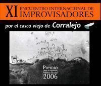 XI Encuentro Internacional de Improvisadores por el Casco Viejo de Corralejo (2ª Parte)