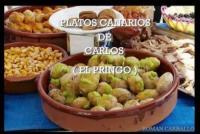 Platos Canarios de Carlos (El Pringo)