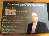 Concierto de música lírica, clásica y popular