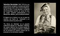 """""""En busca de Valentina"""", Mestisay y Taburiente"""