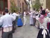 Grupo Xerax. Popurrí folklórico canario