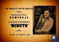El disco Homenaje a Manuel Luis Medina